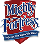 Mighty Fortress VBS Logo